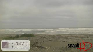 Punakaiki Webcam Friday 26th March 2010