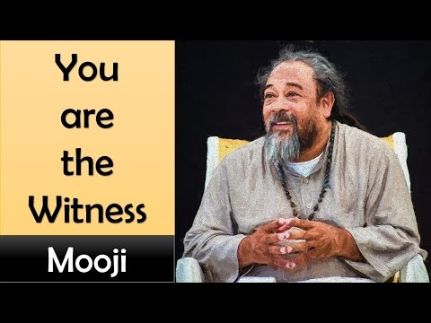 Mooji Video: You Are That Which is Aware of All That Is Coming and Going