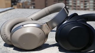 Video Sony's MDR-1000X is one high-tech wireless noise-canceling headphone MP3, 3GP, MP4, WEBM, AVI, FLV Juli 2018