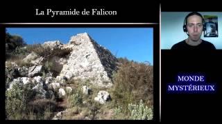 Falicon France  city photo : La Mystérieuse Pyramide de Falicon et la Grotte de Ratapignata