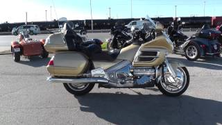 8. 504338 - 2006 Honda Goldwing GL1800P6 - Used motorcycle for sale