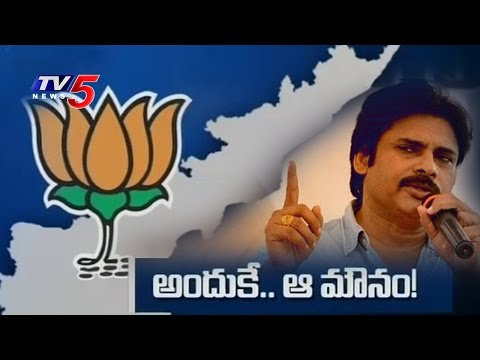 What About Pawan Kalyan on His Support to BJP?