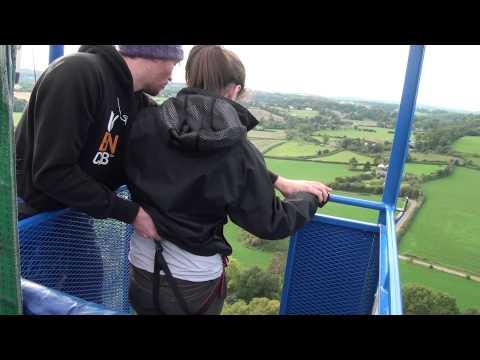 Bungee Jump Chepstow 400ft