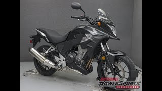 9. 2013  HONDA  CB500X - National Powersports Distributors