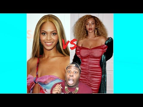 OLD VS NEW BEYONCE! (BEYONCE CAREER EVOLUTION)| Zachary Campbell