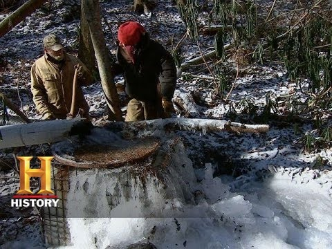 Mountain Men: Eustace and Preston Restore Their Generator (S3  E9) 22 July 2014 04 AM