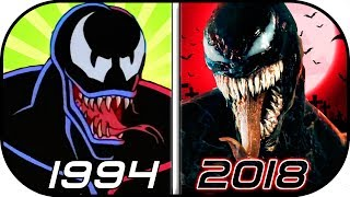 Video EVOLUTION of VENOM in Movies, TV, Cartoons, Anime (1994-2018) Venom trailer 2 2018 movie MP3, 3GP, MP4, WEBM, AVI, FLV Oktober 2018