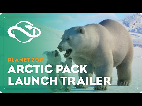 Trailer du Pack Arctique  de Planet Zoo