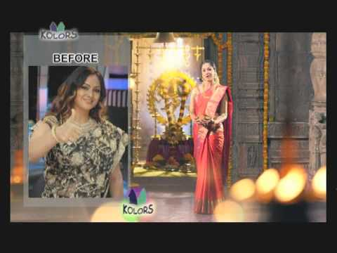 Actress Simran's Kolors Review 03