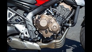 3. A Short review of the 2018 Honda CB650F Specifications