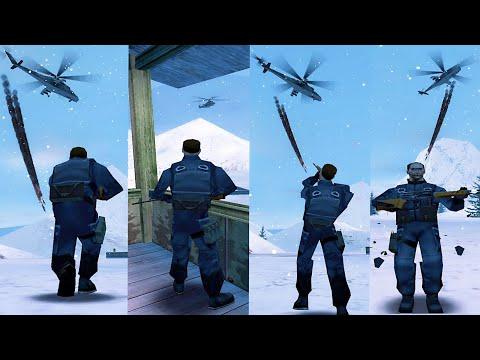 IGI 1 Mission 7 Border Crossing || How to Survive Chopper Attacks