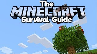TNT Powered Auto Tree Farm! • The Minecraft Survival Guide (Tutorial Lets Play) [Part 148]
