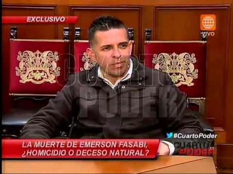 Caso Emerson Fasabi: afirman que Humala colaboró para sacar cuerpo de morgue