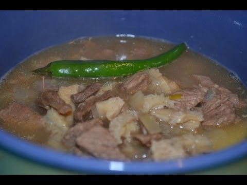 papaitan  papaitan recipe - It is