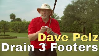 Video DRAIN 3 FOOT PUTTS WITH DAVE PELZ MP3, 3GP, MP4, WEBM, AVI, FLV Oktober 2018