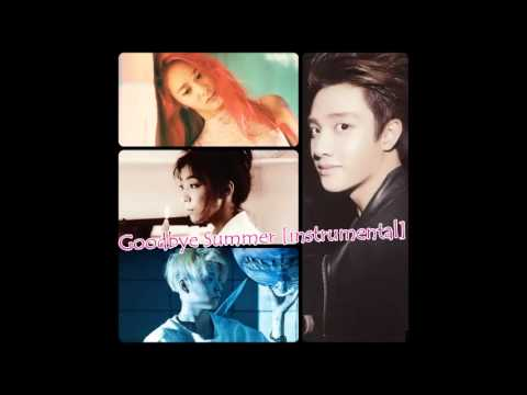 f(x)-Goodbye Summer [instrumental] (with D.O.'s voice)