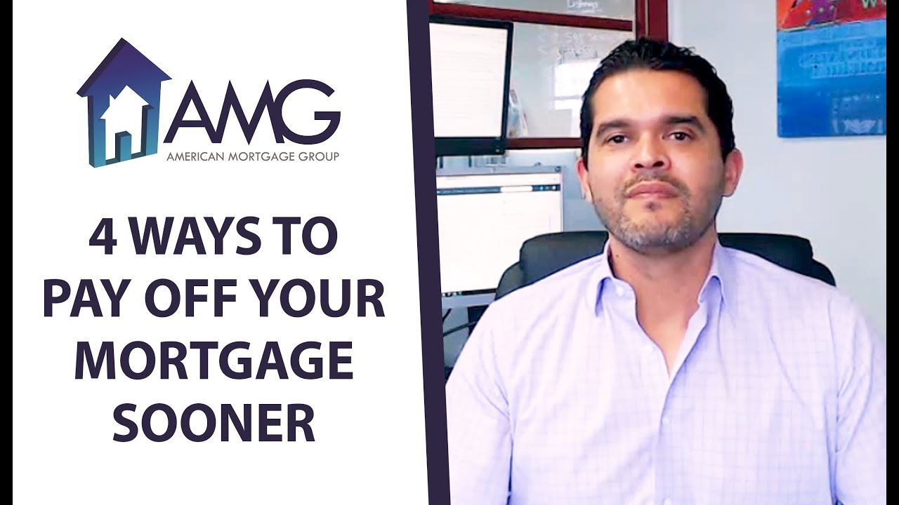 4 Ways to Pay Down Your Mortgage Faster