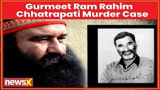 Chhatrapati murder case: Court to pronounce sentence against Gurmeet Ram Rahim Singh
