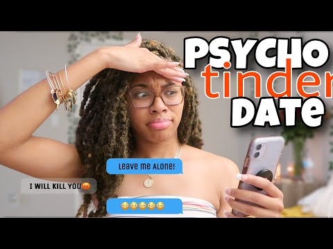 STORYTIME: MY TINDER DATE TURNED PSYCHO! | TayPancakes