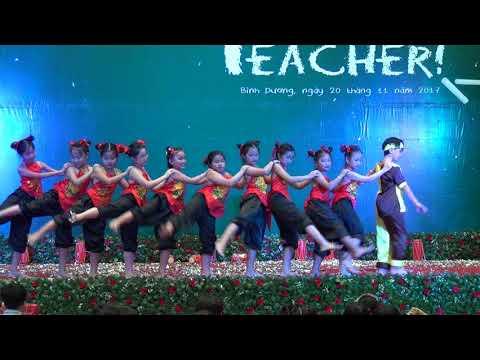 """Thank you, Teacher 20.11 """"Khúc hội dân gian"""" [VIET ANH SCHOOL]"""