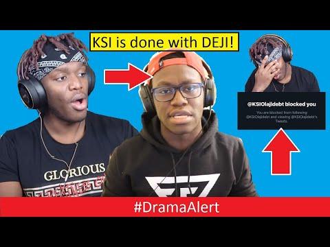 KSI kicked DEJI out of his LIFE! #DramaAlert EXPLANATION of KSI vs DEJI (FOOTAGE)_A héten feltöltött legnépszerűbb hírek