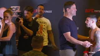 CFFC 71: Weigh In Highlights with CM Punk by UFC