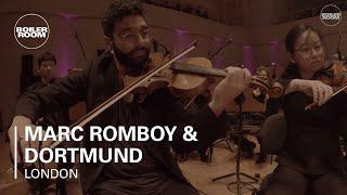 Marc Romboy & Dortmund Philharmonic Orchestra - Live @ Boiler Room 2017