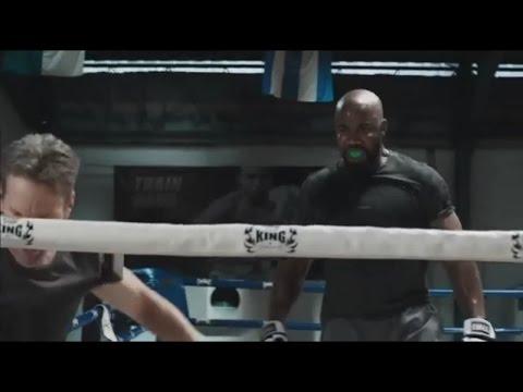 Never Back Down: No Surrender (Case Walker vs The Champ)