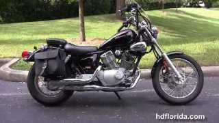 10. Used 2011 Yamaha V-Star 250 Motorcycles for sale