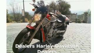 2. 2007 Harley-Davidson VRSC A V-Rod - Features
