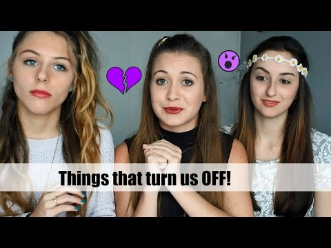 5 Things Girls HATE About GUYS / Friend Tag