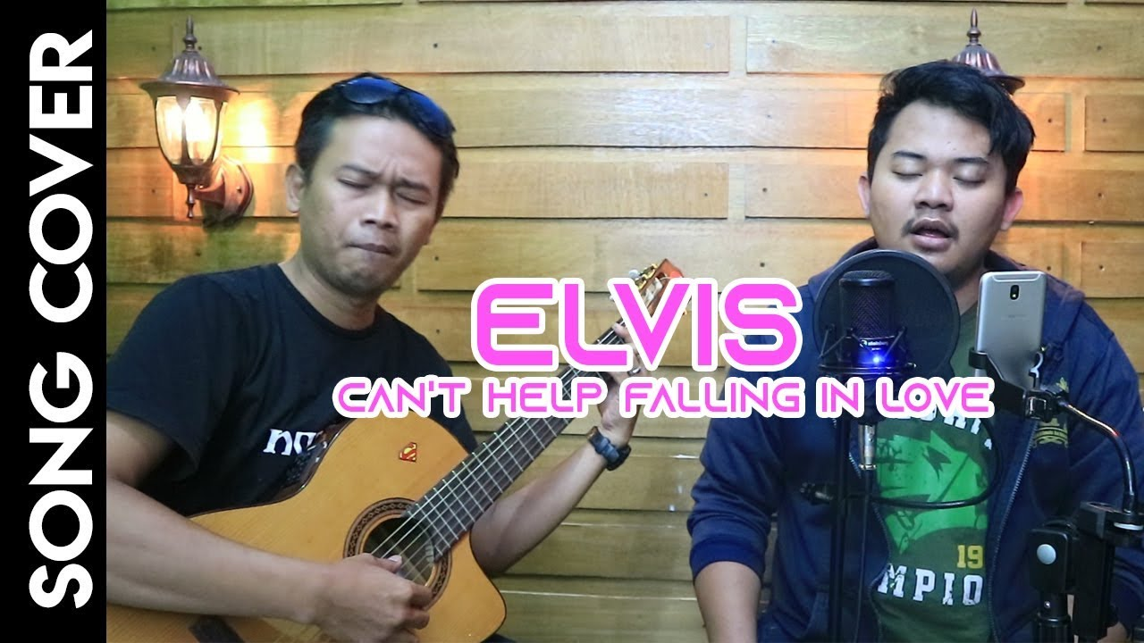 Elvis can't help falling in love Cover Guitar Acoustic