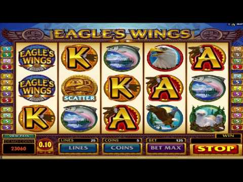 Eagles Wings ™ free slots machine game preview by Slotozilla.com