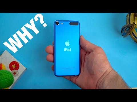 iPod Touch in 2019... Why DOES Apple Still SELL This?