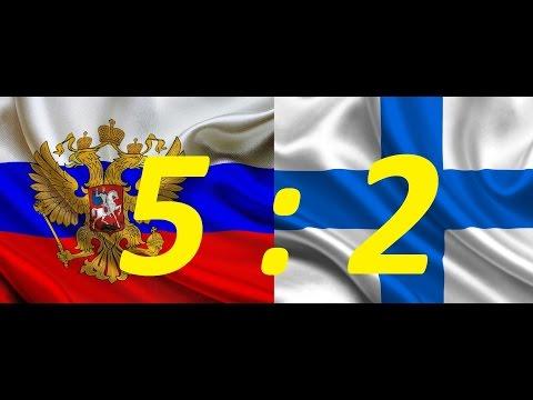 Хоккей ЧМ 2014. Финал  РОССИЯ - ФИНЛЯНДИЯ (HD 1080p) (видео)