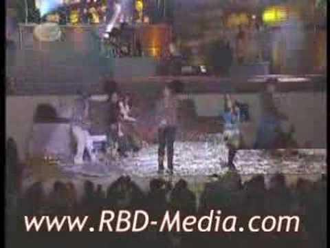 RBD en Teletón 2006 - Rebelde Rock