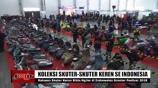 Video INDONESIAN SCOOTER FESTIVAL 2018 ll JOGJA MAGAZINE MP3, 3GP, MP4, WEBM, AVI, FLV September 2018