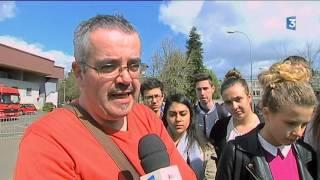 Chalon-sur-Saone France  city photos gallery : Chalon-sur-Saône : des habitants se mobilisent pour une famille de réfugiés