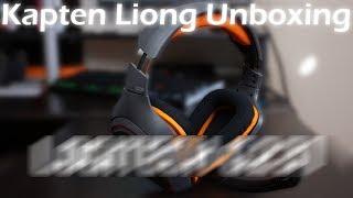 Unboxing new Casting Gears Kapten Liong 1