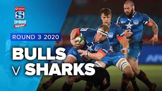 Bulls v Sharks Rd.3 2020 Super rugby unlocked video highlights | Super Rugby unlocked