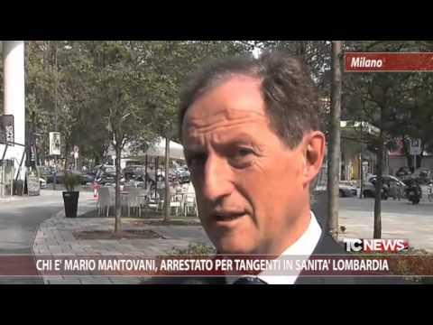 lombardia: mario mantovani arrestato!