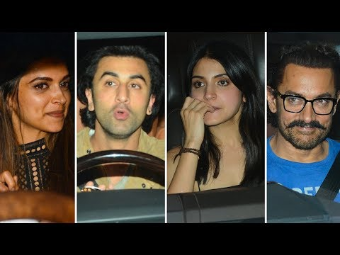 FULL VIDEO: Ranbir Kapoor, Deepika Padukone And Ot