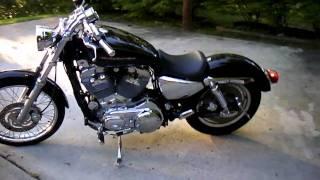 4. 2004 Harley Davidson Sportster 883 Custom