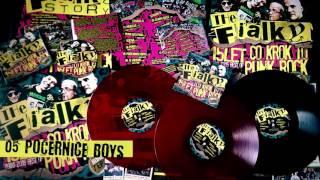 Video THE FIALKY -- 15 let co krok to punkrock! 2015 (celé album / Ful