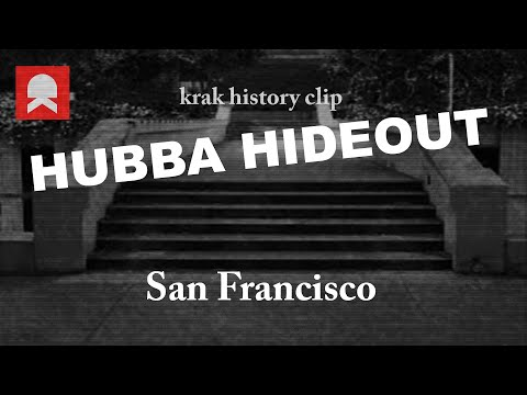 Hubba Hideout, SF - History Clip - All Tricks Landed