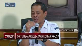 Video KNKT: Hasil Investigasi Lion Air PK-LQP Diumumkan Agustus MP3, 3GP, MP4, WEBM, AVI, FLV Maret 2019