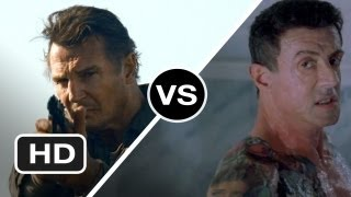 Taken 2 vs. Bullet To The Head Which Action Movie Looks Better?