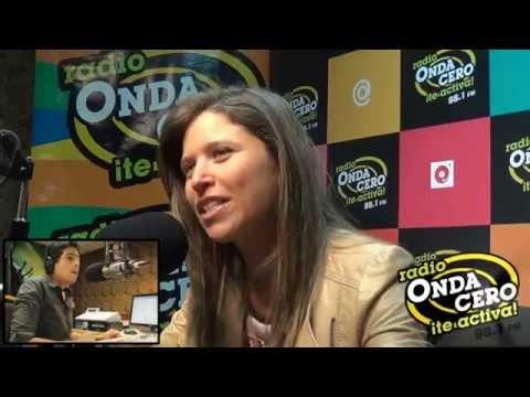 Onda Videos: ¡Entrevista a Anna Carina en la cabina de Onda Cero!