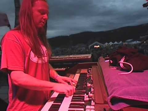 motet - Here is a clip from a few years ago. The Motet had a wonderful set at NedFest 2011. It is fun to see them on their home turf.