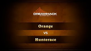 Hunterace vs Orange, game 1